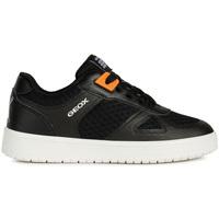 Sapatos Criança Sapatilhas Geox J925PB 01454 Preto