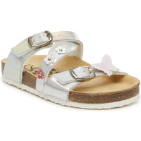 Sapatos Rapariga Chinelos Primigi 3427100 Prata