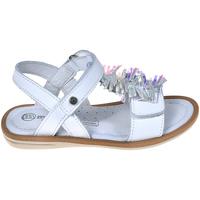 Sapatos Rapariga Sandálias Melania ME4009D9E.A Branco