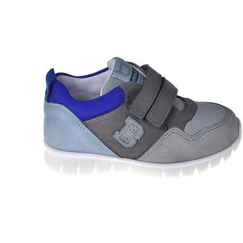 Sapatos Criança Sapatilhas Balducci CSPO3305 Cinzento