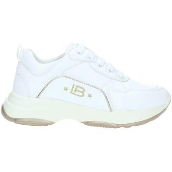 Sapatos Criança Sapatilhas Laura Biagiotti 5181A Branco