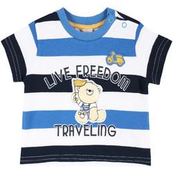 Textil Criança T-Shirt mangas curtas Chicco 09006664000000 Branco