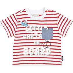 Textil Criança T-shirt mangas compridas Chicco 09006680000000 Vermelho