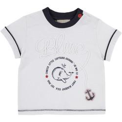 Textil Criança T-Shirt mangas curtas Chicco 09006679000000 Branco
