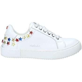 Sapatos Criança Sapatilhas Holalà HS0047L Branco