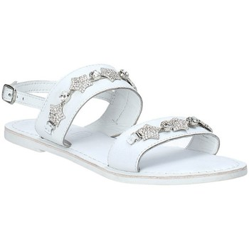 Sapatos Rapariga Sandálias Holalà HT0022L Branco