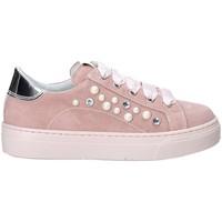 Sapatos Rapariga Sapatilhas NeroGiardini P930920F Rosa