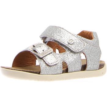 Sapatos Rapariga Sandálias Naturino 1500763-04-0Q04 Prata