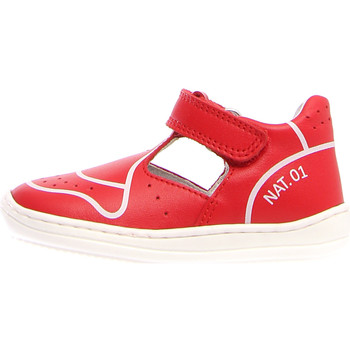 Sapatos Criança Sandálias Naturino 2013464-01-0H05 Vermelho