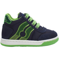 Sapatos Criança Sapatilhas de cano-alto Falcotto 2013553-02-1C38 Azul