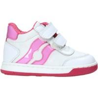 Sapatos Criança Sapatilhas de cano-alto Falcotto 2013558-04-1N11 Branco