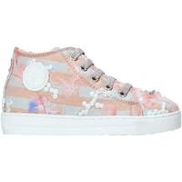 Sapatos Criança Sapatilhas de cano-alto Falcotto 2013571-06-1M17 Rosa
