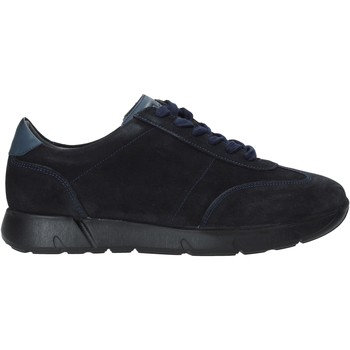 Sapatos Homem Sapatilhas Valleverde 49838 Azul