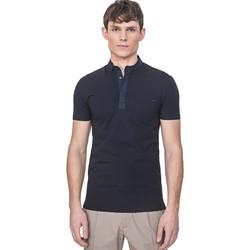 Textil Homem Polos mangas curta Antony Morato MMKS01741 FA120022 Azul
