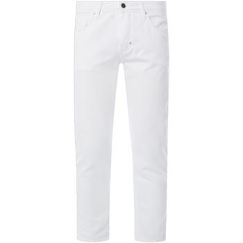 Textil Homem Calças de ganga slim Antony Morato MMTR00502 FA900123 Branco