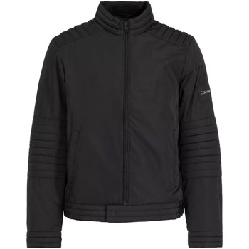 Textil Homem Casacos fato de treino Calvin Klein Jeans K10K104435 Preto