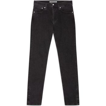 Textil Homem Calças Jeans Calvin Klein Jeans J30J313032 Preto
