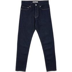 Textil Homem Calças Jeans Calvin Klein Jeans J30J312022 Azul