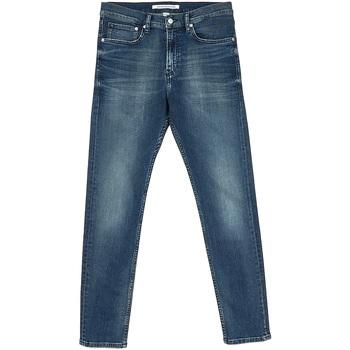 Textil Homem Calças Jeans Calvin Klein Jeans J30J312353 Azul