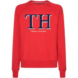 Textil Homem Sweats Tommy Hilfiger MW0MW11557 Vermelho