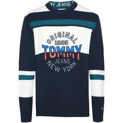 Textil Homem camisolas Tommy Hilfiger DM0DM06992 Azul