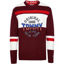 Textil Homem camisolas Tommy Hilfiger DM0DM06992 Vermelho