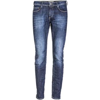 Textil Homem Calças de ganga slim U.S Polo Assn. 53291 51321 Azul