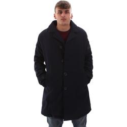 Textil Homem Casacos U.S Polo Assn. 52327 51919 Azul