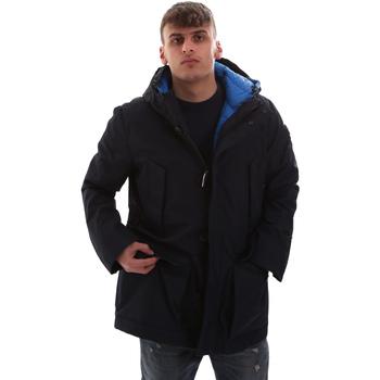 Textil Homem Parkas U.S Polo Assn. 52338 52555 Azul