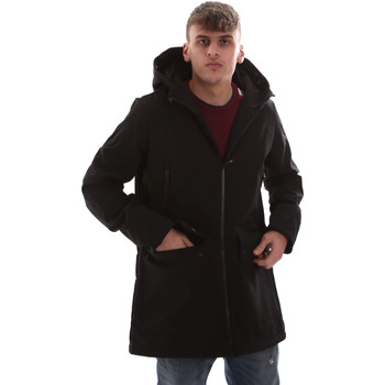 Textil Homem Casacos U.S Polo Assn. 52336 52251 Preto