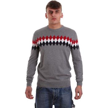 Textil Homem camisolas U.S Polo Assn. 52477 48847 Cinzento