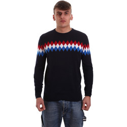 Textil Homem camisolas U.S Polo Assn. 52477 48847 Azul