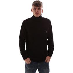Textil Homem camisolas U.S Polo Assn. 52471 52612 Preto