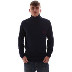 Textil Homem camisolas U.S Polo Assn. 52471 52612 Azul