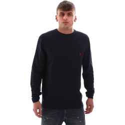 Textil Homem camisolas U.S Polo Assn. 52470 52612 Azul
