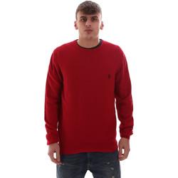 Textil Homem camisolas U.S Polo Assn. 52470 52612 Vermelho