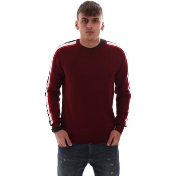 Textil Homem camisolas U.S Polo Assn. 52469 52612 Vermelho
