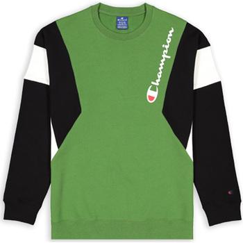 Textil Homem Sweats Champion 213640 Verde