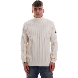 Textil Homem camisolas Navigare NV10233 Branco