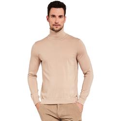 Textil Homem camisolas Gaudi 921FU53001 Bege