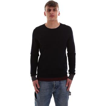 Textil Homem camisolas Gaudi 921FU53039 Azul