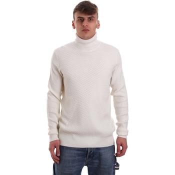 Textil Homem camisolas Gaudi 921FU53048 Branco