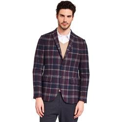 Textil Homem Casacos/Blazers Gaudi 921BU35029 Azul