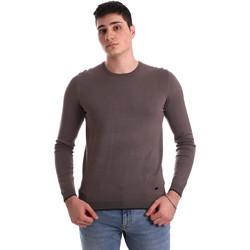 Textil Homem camisolas Gaudi 921BU53001 Castanho