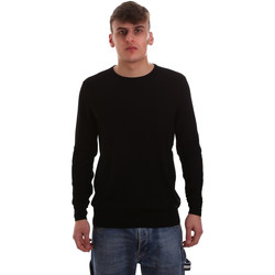 Textil Homem camisolas Gaudi 921BU53004 Preto