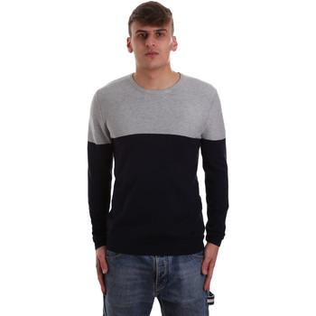 Textil Homem camisolas Gaudi 921BU53010 Azul