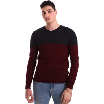 Textil Homem camisolas Gaudi 921BU53010 Vermelho