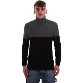 Textil Homem camisolas Gaudi 921BU53011 Preto