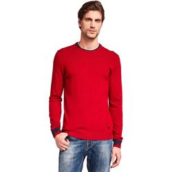 Textil Homem camisolas Gaudi 921BU53012 Vermelho