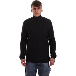 Textil Homem camisolas Gaudi 921BU53032 Azul
